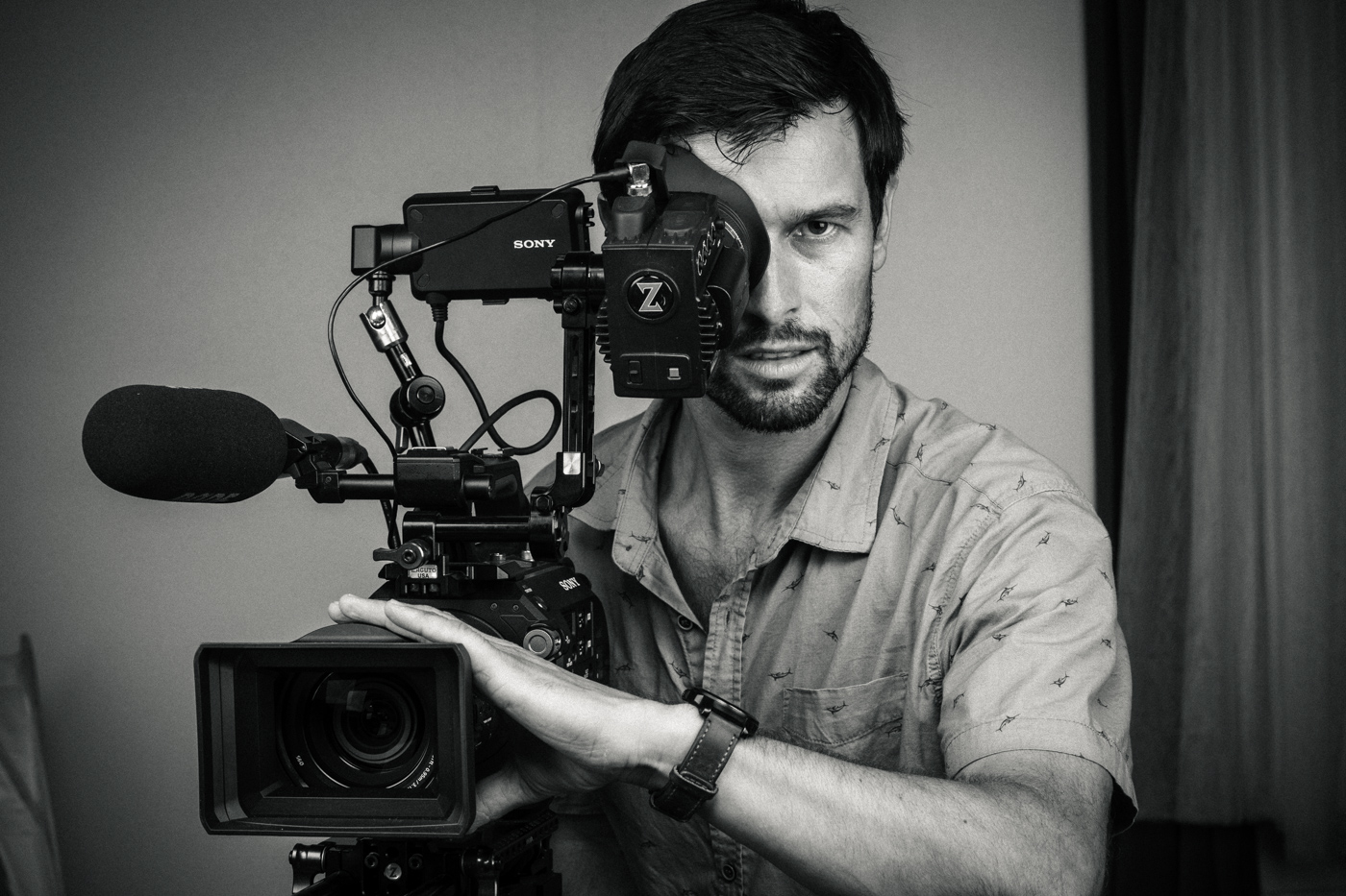 Troy Brajkovich, Director of Photography and Founder